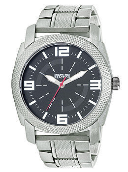 Kenneth Cole Reaction Three-Hand Alloy Mens watch #10020325