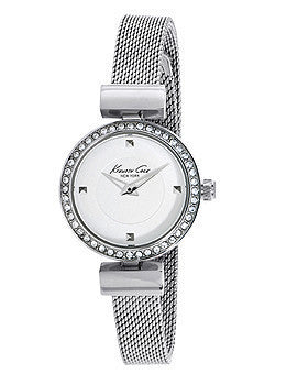 Kenneth Cole New York Two-Hand Stainless Steel Womens watch #10022303