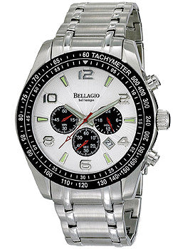 Bellagio bel tempo Mens San Marino watch#120411S