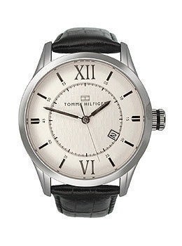 Tommy Hilfiger Mens Three-hand Date watch #1710207