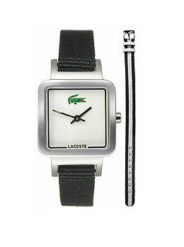 Lacoste Sportswear Collection Antibes White Dial Womens watch #2000510