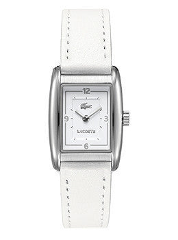 Lacoste Club Collection White Dial Womens Watch #2000638