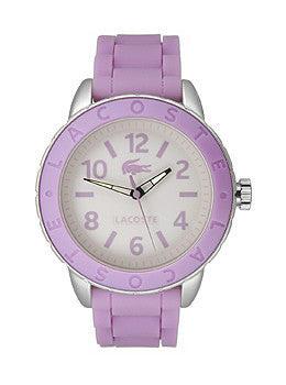 Lacoste Rio Silicone - Purple Womens watch #2000688