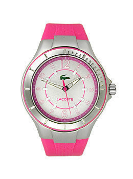 Lacoste Acapulco Silicone - Pink Womens watch #2000759