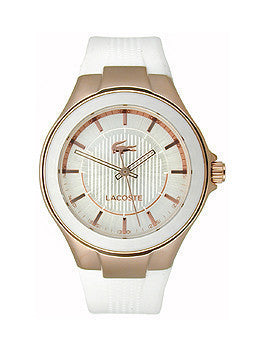 Lacoste Acapulco Silicone - White Womens watch #2000774