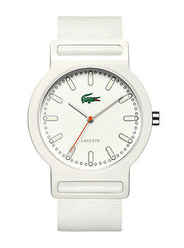 Lacoste Sportswear Collection Tokyo White Dial Mens watch #2010484