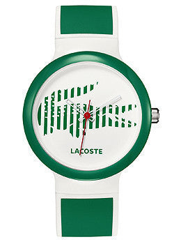 Lacoste Sportswear Collection Goa White Dial Unisex watch #2010569