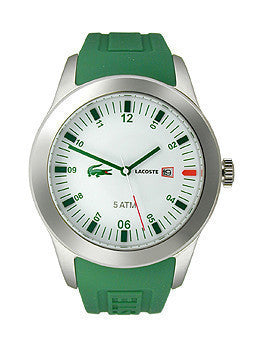 Lacoste Advantage Silicone - Green Mens watch #2010626