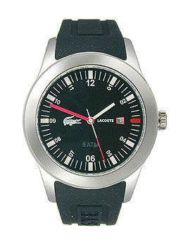 Lacoste Advantage Silicone - Black Mens watch #2010628