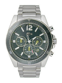 Lacoste Seattle Chronograph Stainless Steel Mens watch #2010643