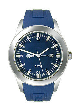 Lacoste Advantage Silicone - Blue Mens watch #2010672