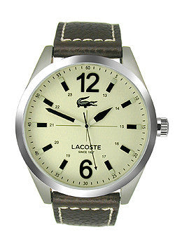 Lacoste Montreal Leather - Brown Mens watch #2010696