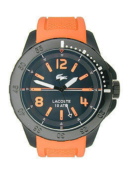 Lacoste Fidji Silicone - Orange Mens watch #2010714