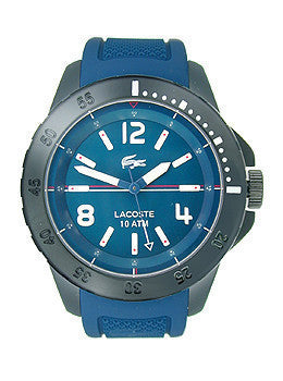 Lacoste Fidji Silicone - Blue Mens watch #2010716
