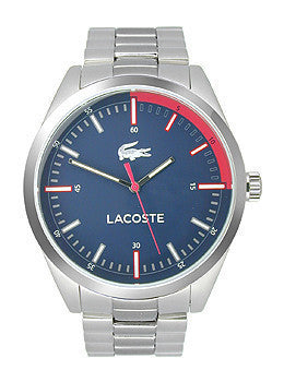 Lacoste Montreal Three-Hand Stainless Steel Mens watch #2010731