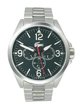 Lacoste Montreal Multifunction Stainless Steel Mens watch #2010808