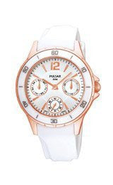 Pulsar Dress Sport Multifunction Womens watch #PP6028
