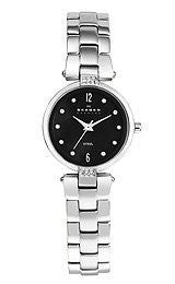 Skagen 3-Hand with Glitz Womens watch #109SSBX