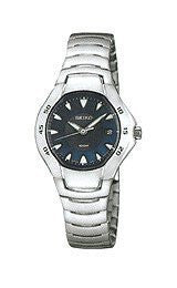 Seiko Womens Steel watch #SXD393