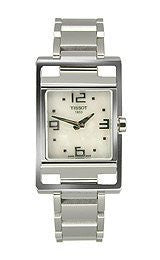 Tissot My-T Open Steel Mother-of-Pearl Dial Womens Watch #T032.309.11.117.00