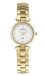 Skagen 3-Hand with Glitz Womens watch #109SGGX
