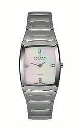 Skagen Womens Skagen Swiss watch #584SSXD
