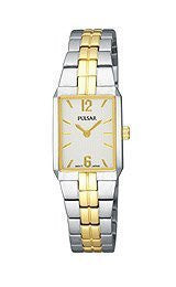 Pulsar by Seiko Two-Tone Stainless Steel Womens watch #PTA414