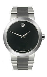 Movado Verto Black Dial Mens Watch #0606373
