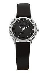 Skagen Three-Hand with Glitz Womens watch #804SSLB