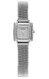 Skagen 2-Hand with Glitz Stretch Mesh Womens watch #821XSSS1