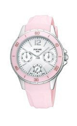 Pulsar Dress Sport Multifunction Womens watch #PP6029