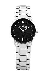 Skagen 2-Hand with Glitz Womens watch #440SSBX