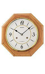 Seiko Clocks Vinton Musical Wall clock #QXM494BLH