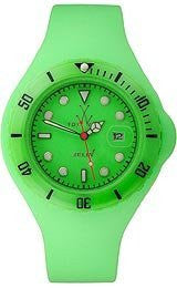 Toy Watch Jelly - Green Unisex watch #JY05GR