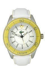 Lacoste Sportswear Collection Opio White Dial Womens watch #2000563