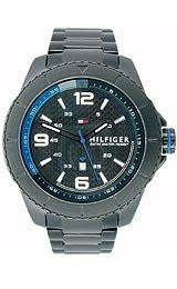 Tommy Hilfiger Classic Stainless Steel - Black Mens watch #1791001