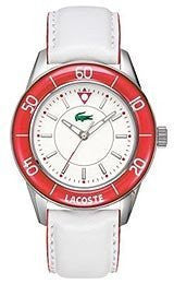 Lacoste Sportswear Collection Opio White Dial Womens watch #2000561