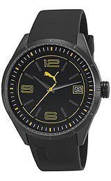 Puma Active - Black Mens watch #PU102611002