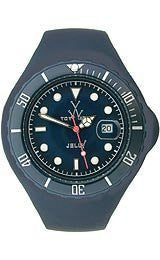 Toy Watch Jelly - Dark Blue Unisex watch #JTB19DB