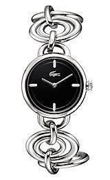 Lacoste Club Collection Link Black Dial Womens watch #2000383