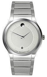Movado Quadro Two-Hand Analog Mens watch #606479