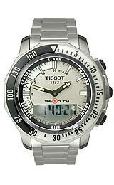 Tissot Mens Sea-Touch Diver watch #T026.420.11.031.01