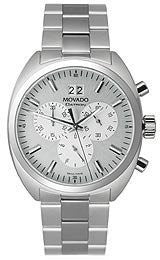 Movado Datron 3-Hand Analog Chronograph Mens watch #606477