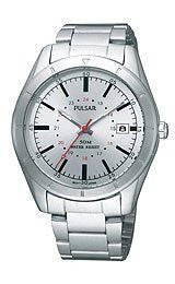 Pulsar 3-Hand Analog with Date Mens watch #PXH843X