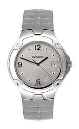 Movado Mens Folio watch #0604745