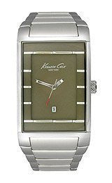 Kenneth Cole New York Dress Bracelet Mens watch #KC9077