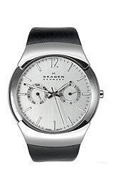Skagen Mens Skagen Swiss watch #583XLSLC