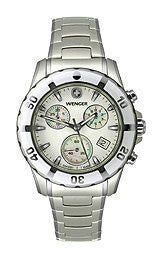 Wenger Sport Elegance Chrono White Dial Womens watch #70749