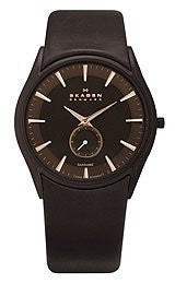Skagen Black Label 2-Hand with Sub-Second Dial Mens watch #808XLDLD