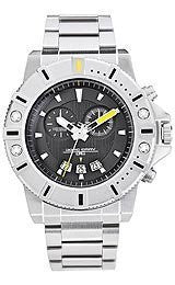 Jorg Gray Swiss ISA Chrono Dark Grey Dial Mens watch #JG9500-14